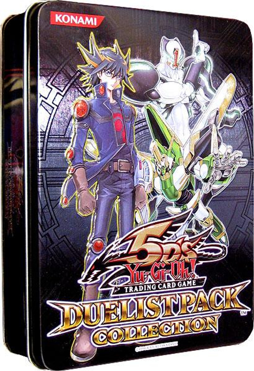 YuGiOh 5D's 2011 Collector Tin Duelist Pack Collector Tin [Sealed]