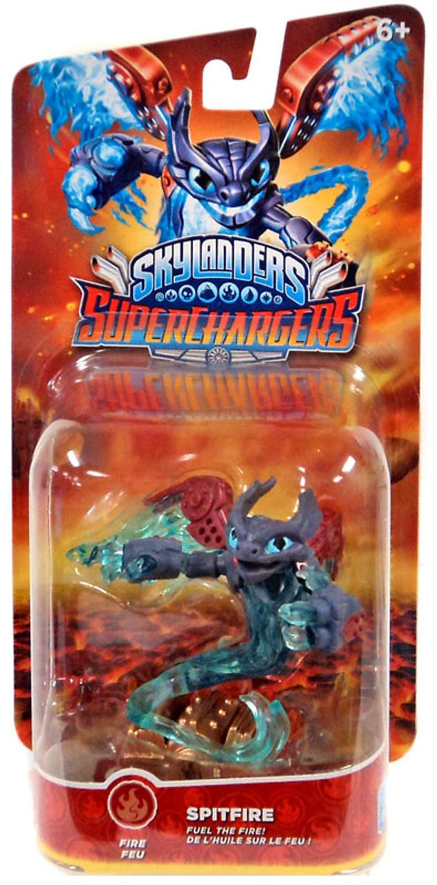 spitfire skylanders. skylanders superchargers spitfire figure pack