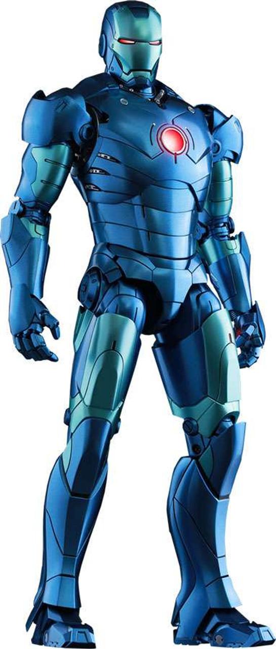 Marvel Movie Masterpiece Diecast Iron Man Mark III Exclusive 1/6 Collectible Figure [Stealth Mode]