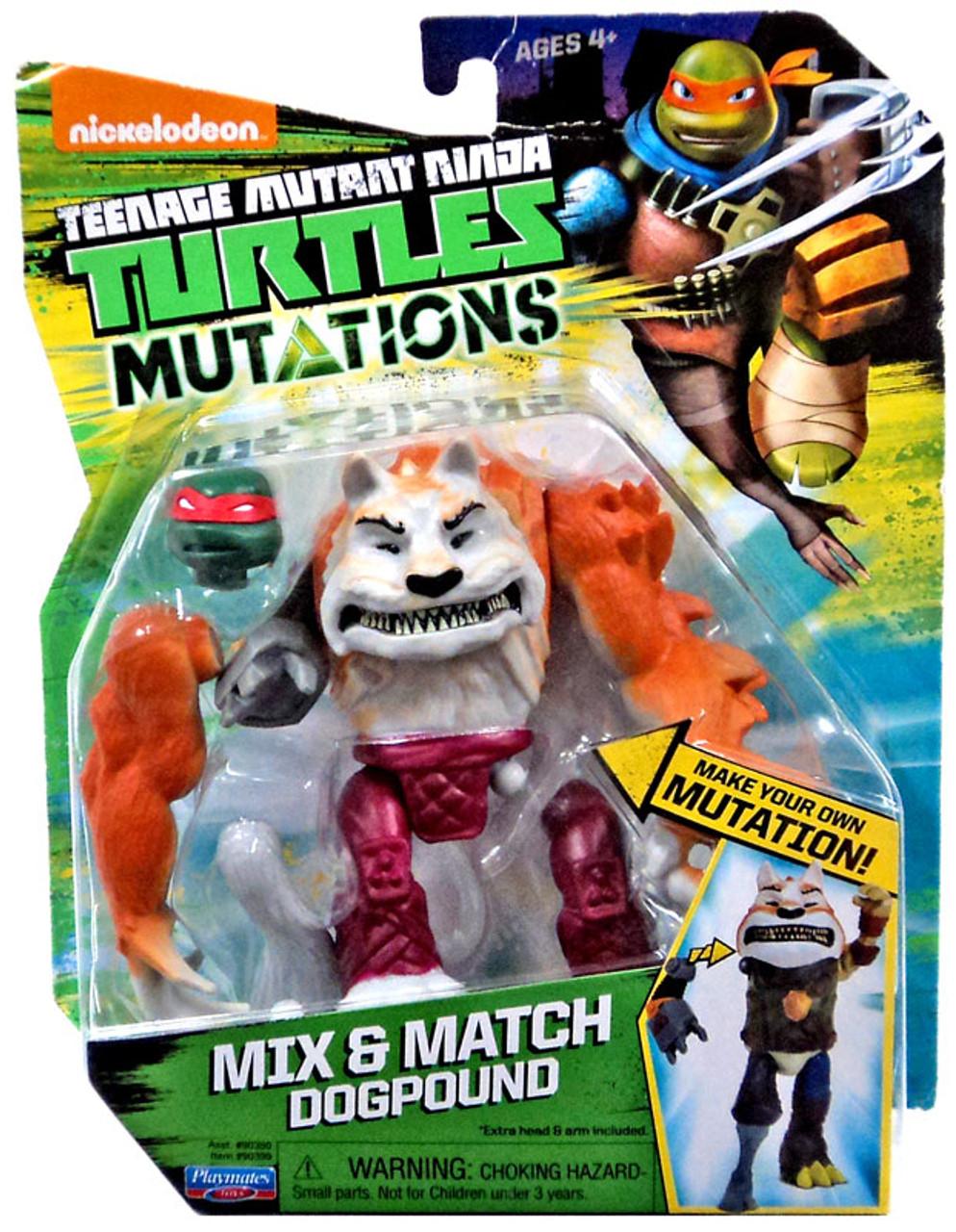 Where Can I Find Ninja Turtle Toys : Teenage mutant ninja turtles nickelodeon mutations mix