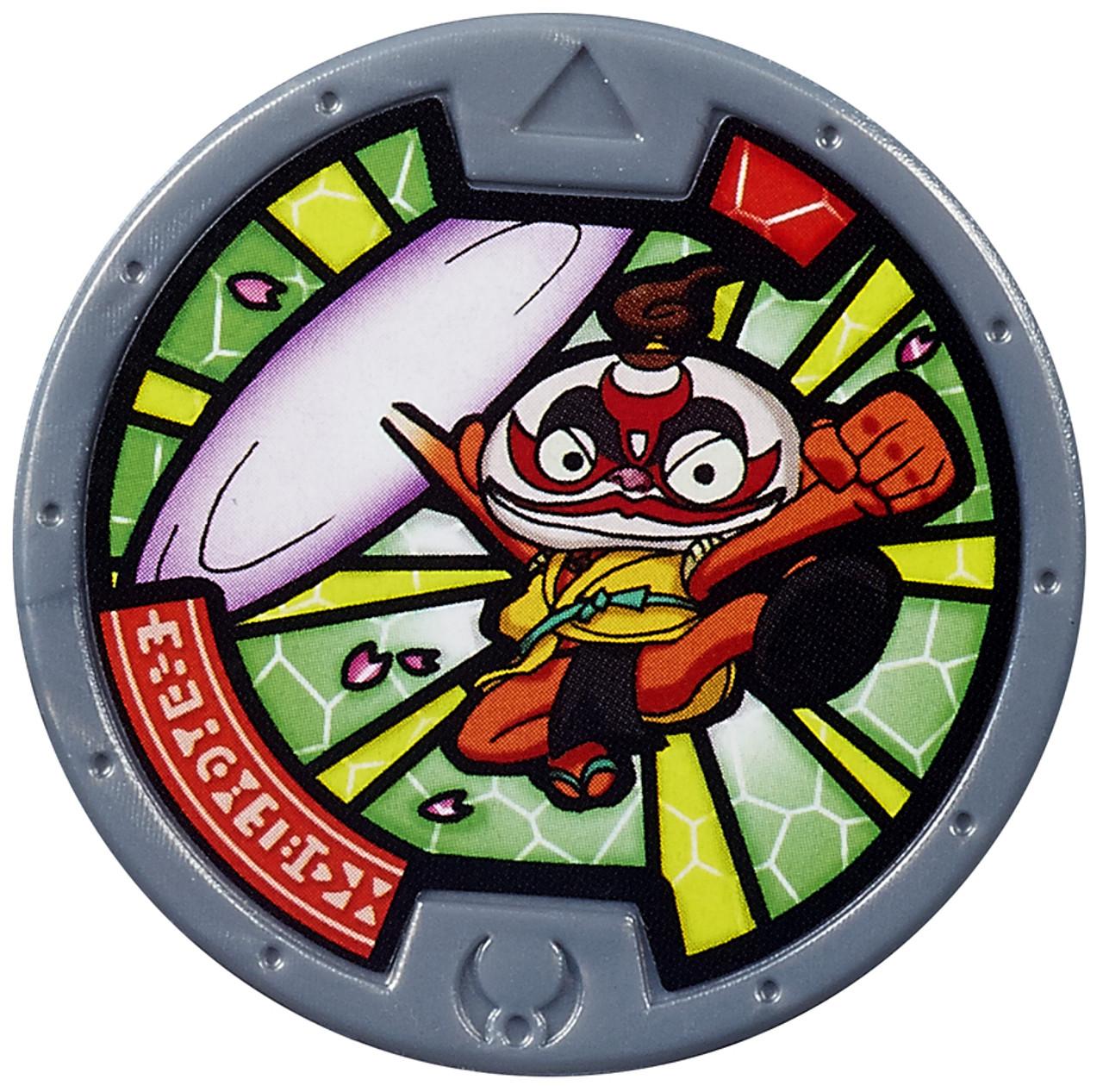 Yo Kai Watch Series 1 Kapunki Medal Loose Hasbro Toys Toywiz