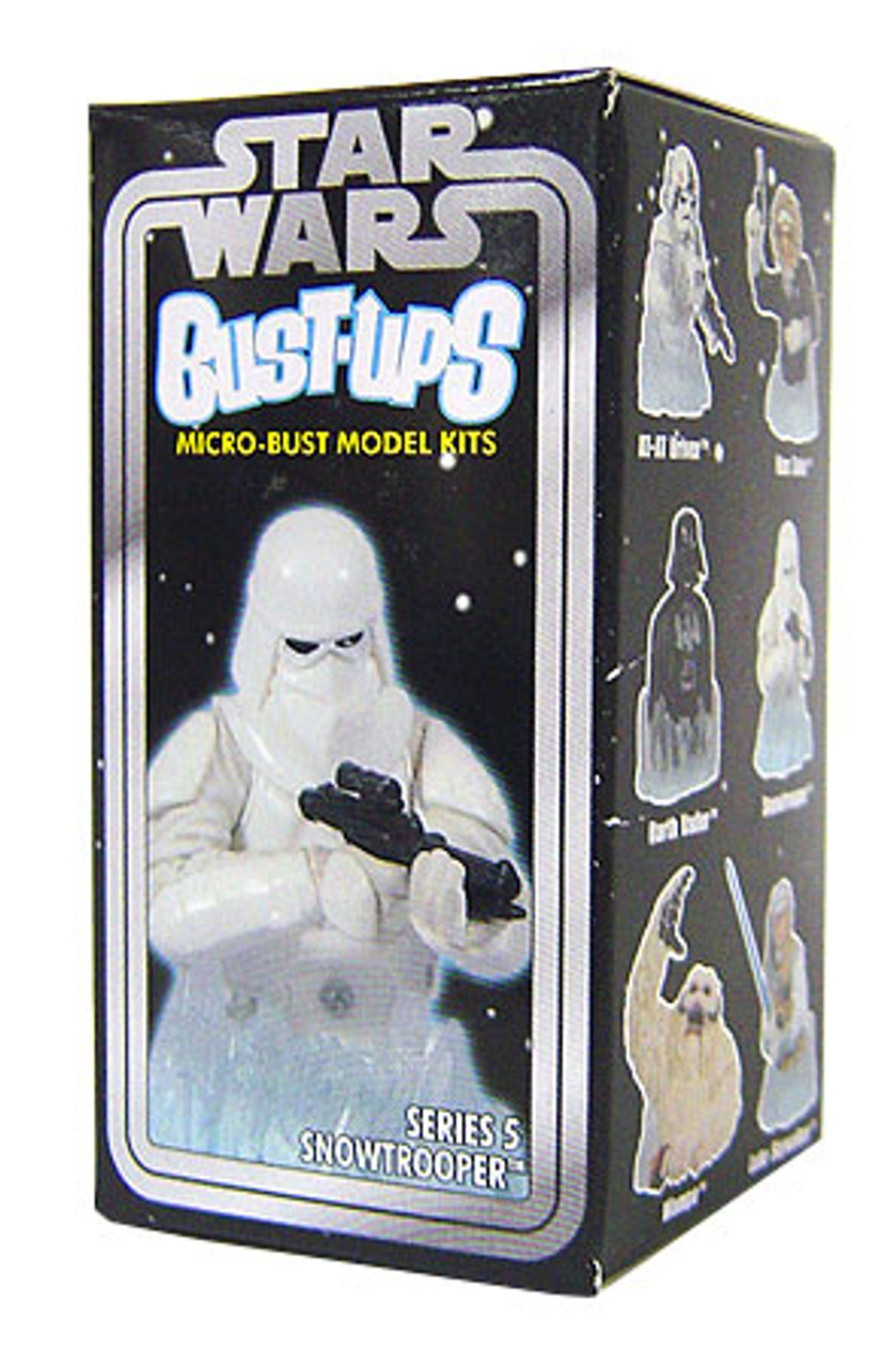 Star Wars Empire Strikes Back Bust-Ups Snowtrooper Micro Bust