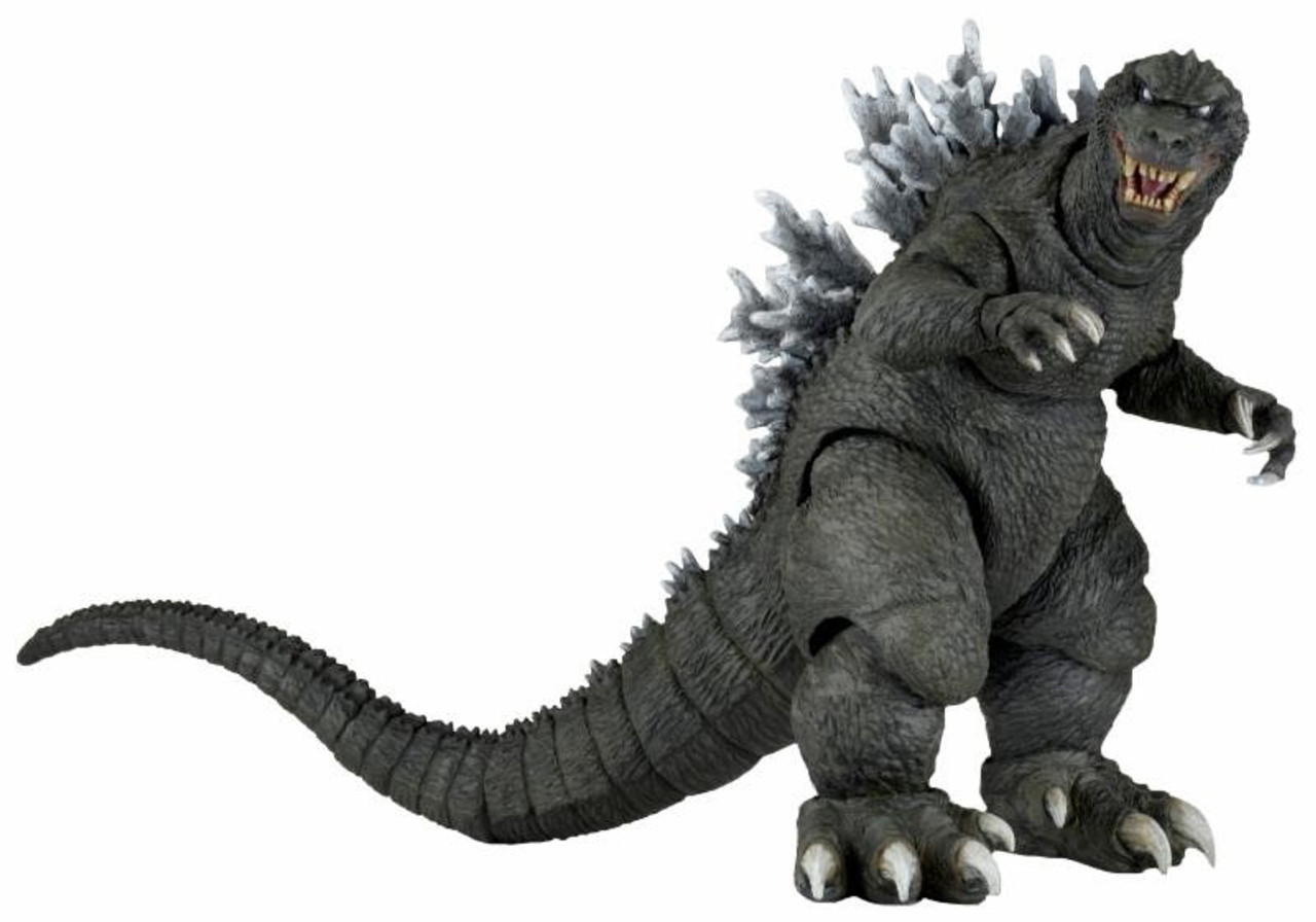 NECA 2001 Godzilla Action Figure [Giant Monsters All-Out Attack]
