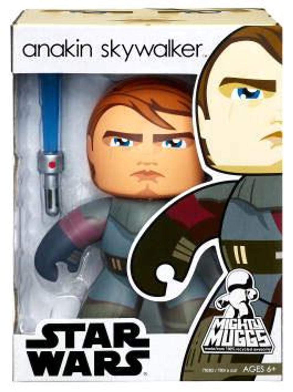 Star Wars The Clone Wars Mighty Muggs Wave 5 Clone Wars Anakin Skywalker Vinyl Figure