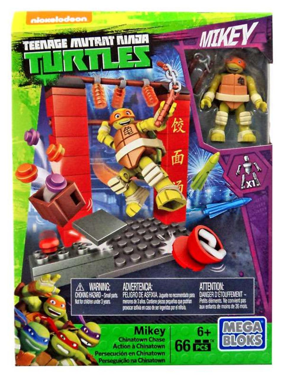 Mega Bloks Teenage Mutant Ninja Turtles Half Shell Heroes