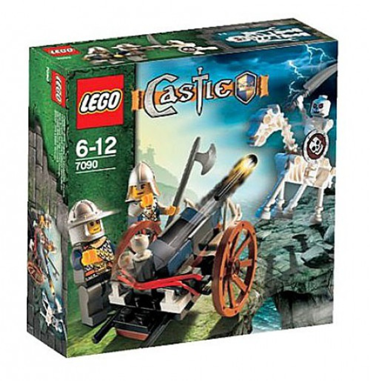 LEGO Castle Crossbow Attack Set #7090