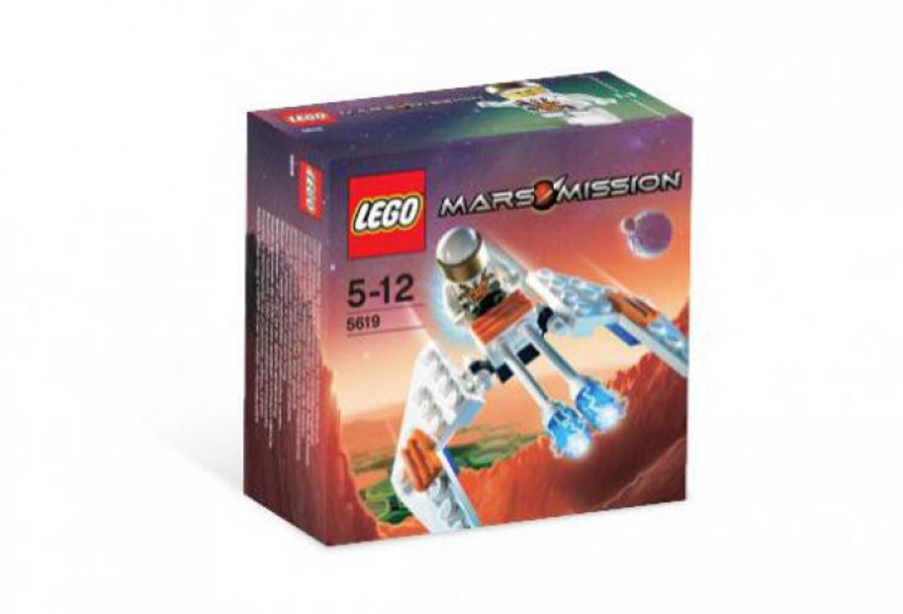 LEGO Mars Mission Crystal Hawk Set #5619