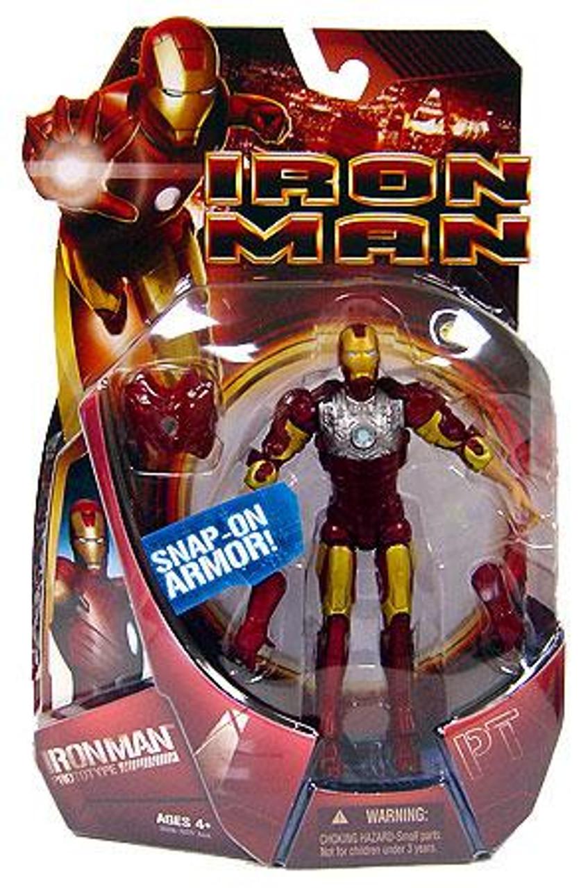 Iron Man Movie Iron Man Prototype Action Figure