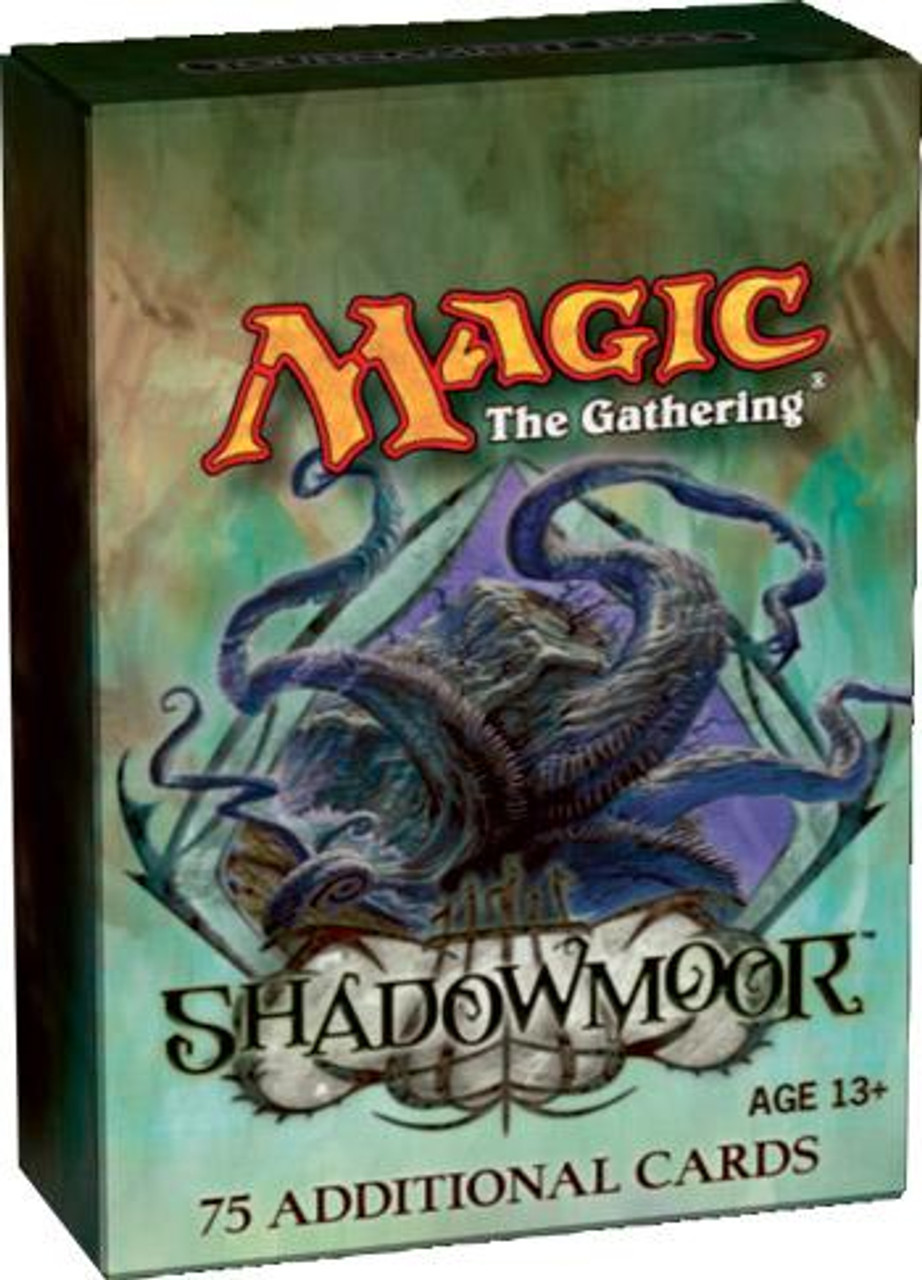 MtG Shadowmoor Starter Deck [Sealed Deck]