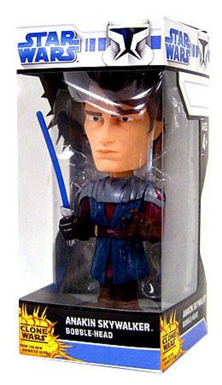 Funko Star Wars Wacky Wobbler Anakin Skywalker Bobble Head