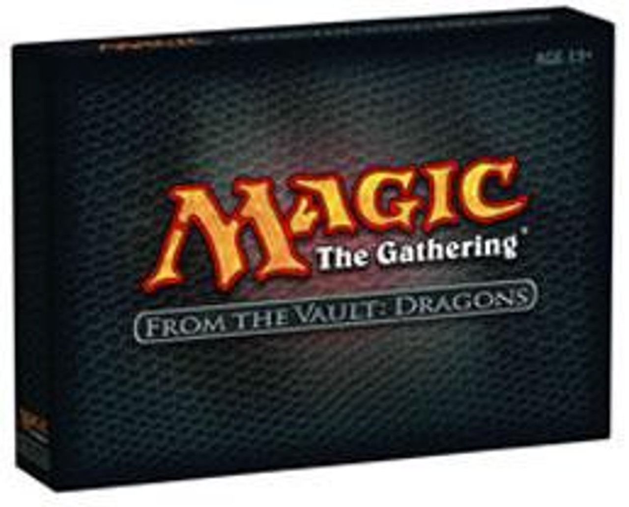 MtG From the Vault: Dragons Boxed Set [Sealed]