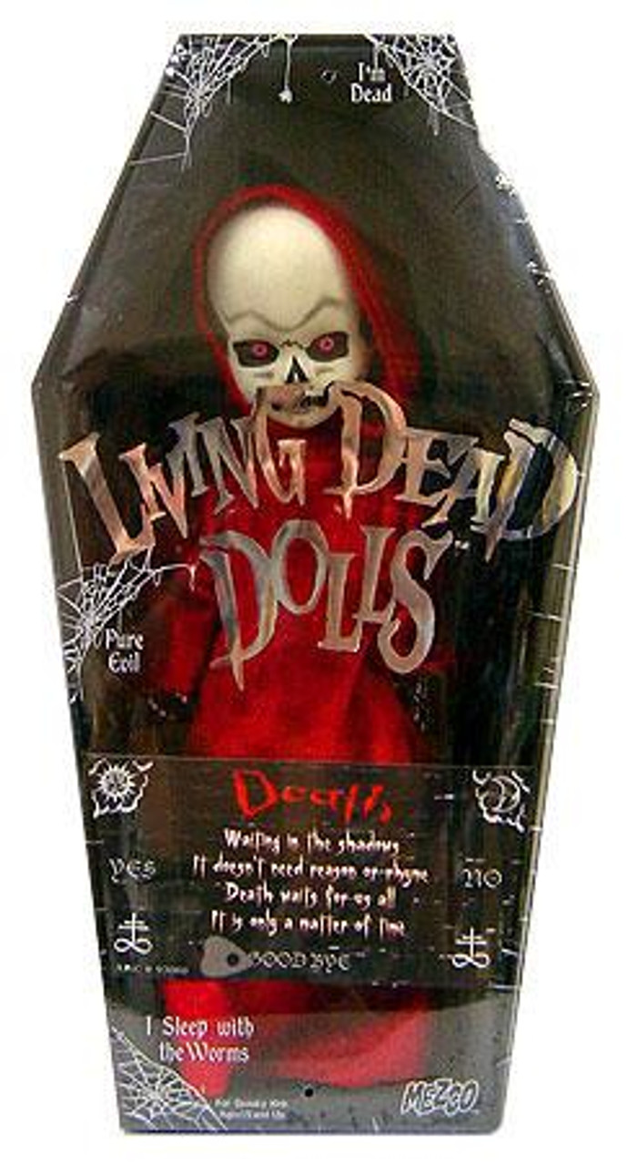 Living Dead Dolls Series 15 Death Doll [Spirit Talking]