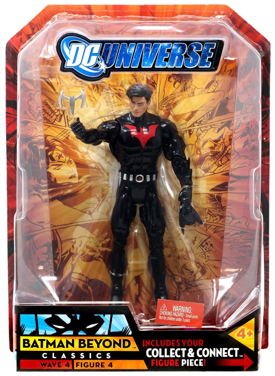 DC Universe Classics Wave 4 Batman Beyond Action Figure #4 [Unmasked]