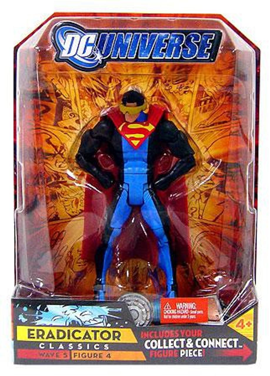 DC Universe Classics Wave 5 Eradicator Exclusive Action Figure #4