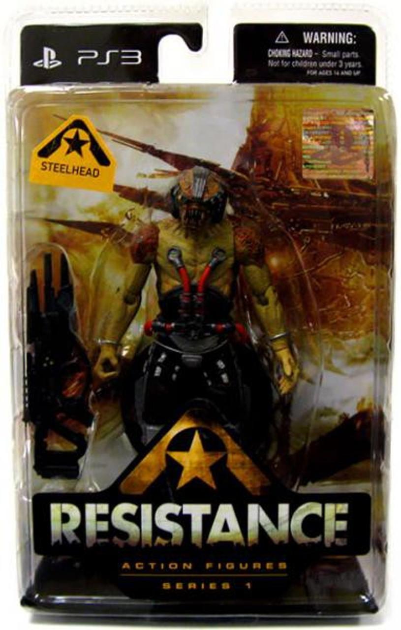 Resistance Steelhead Action Figure