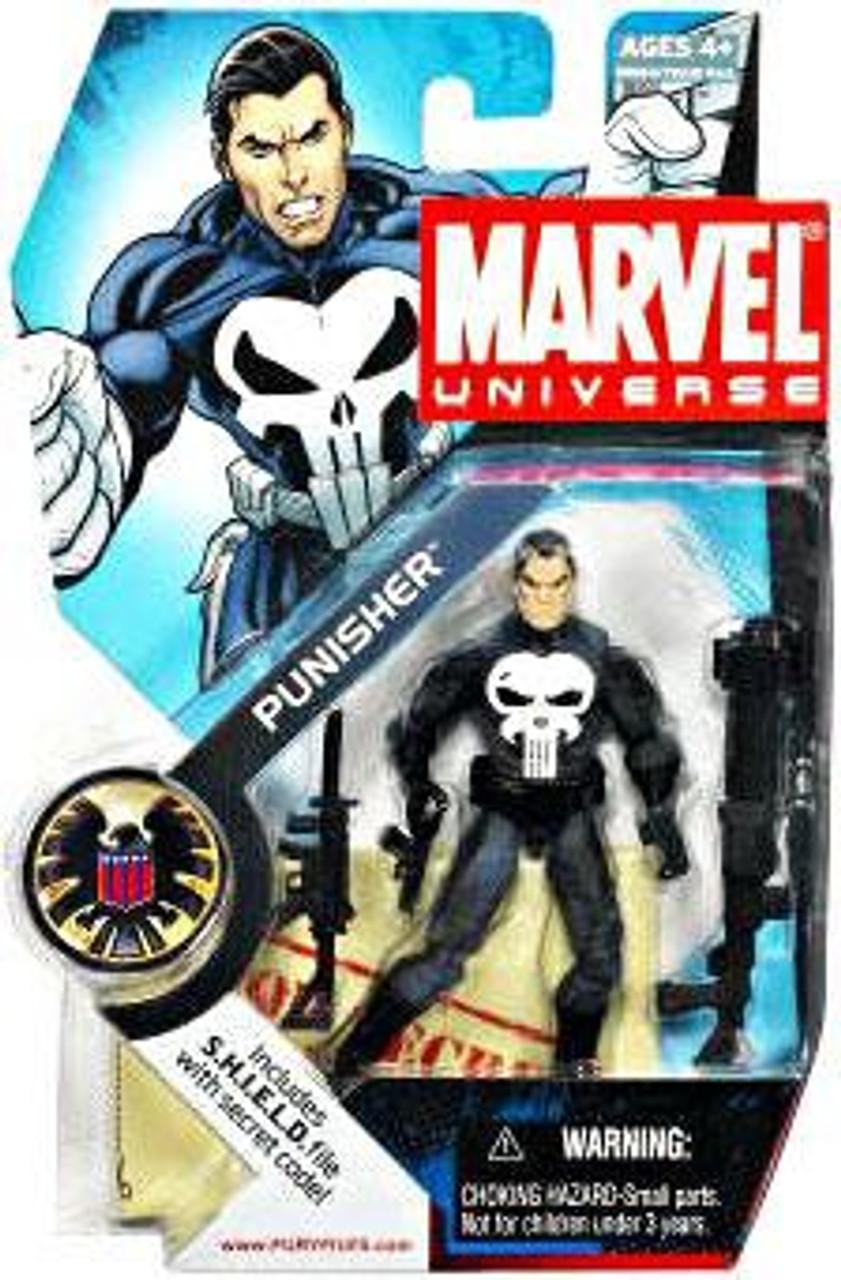 Marvel Universe Series 3 Punisher Action Figure #20