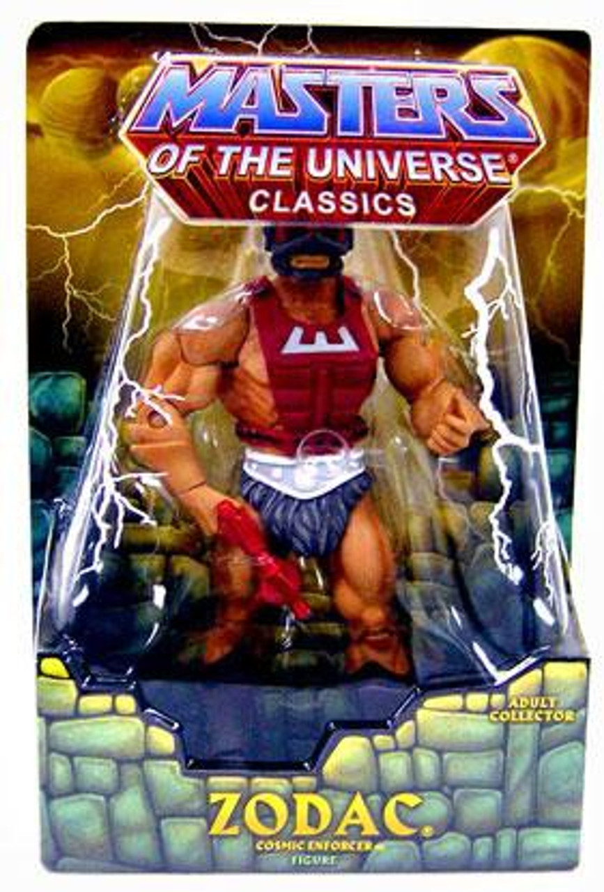 Masters of the Universe Classics Club Eternia Zodac Exclusive Action Figure