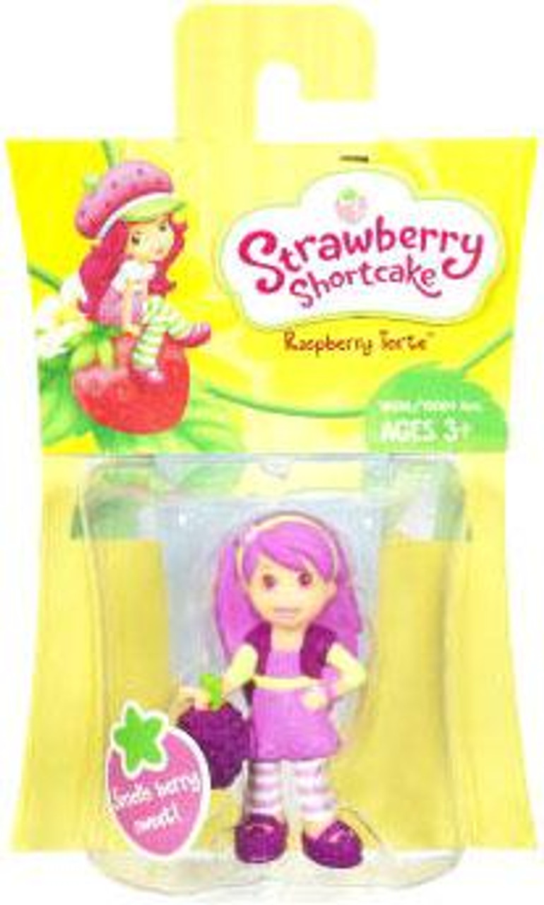 Strawberry Shortcake Basic Raspberry Torte Figure