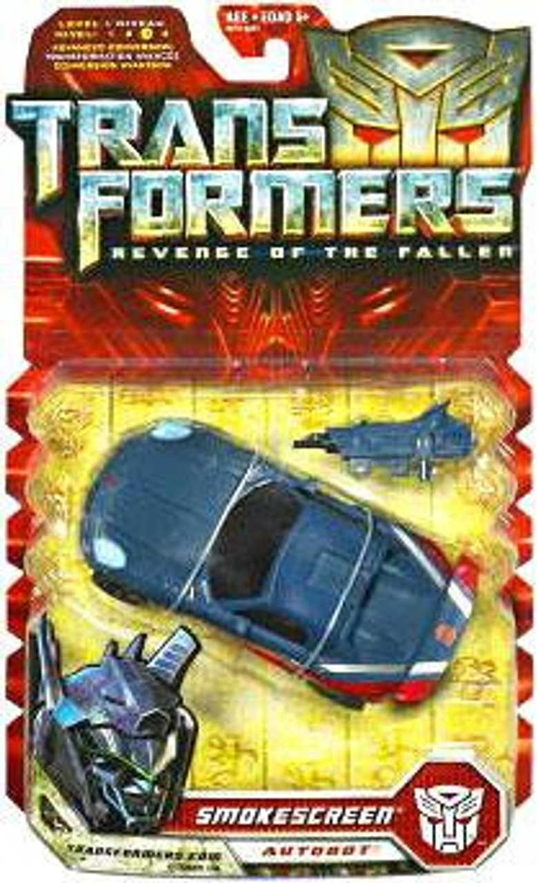 Transformers Revenge of the Fallen Smokescreen Deluxe Action Figure