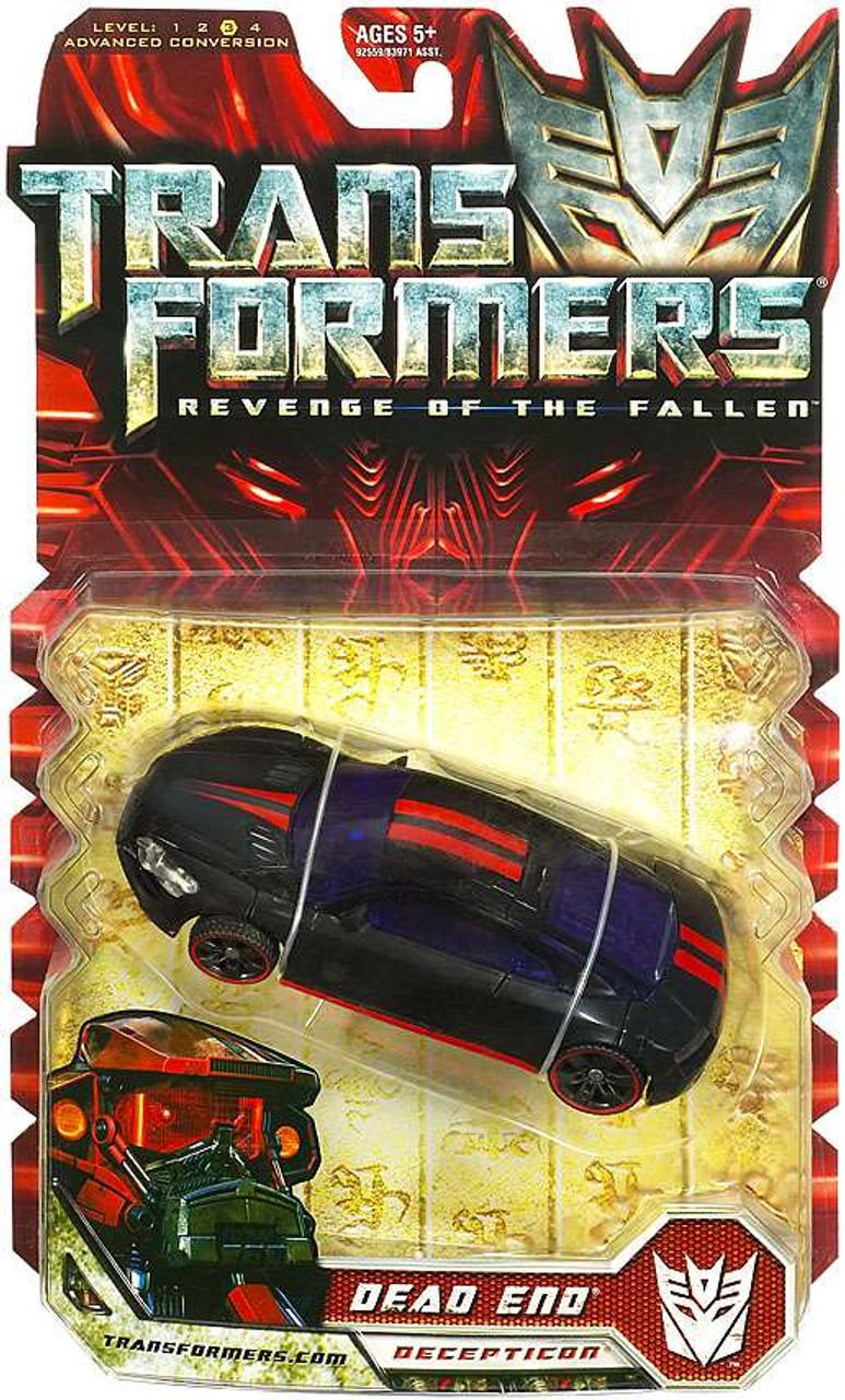 Transformers Revenge of the Fallen Dead End Deluxe Action Figure [Blue]
