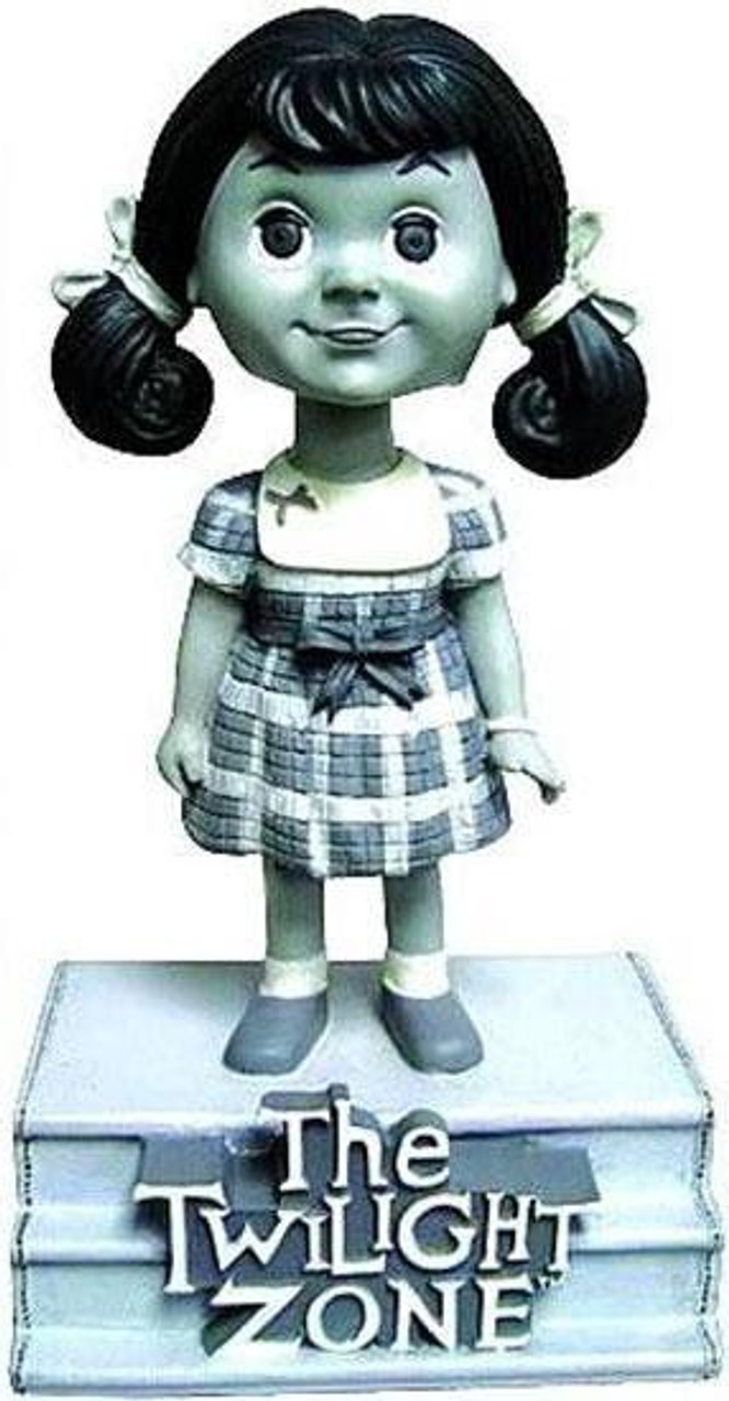 The Twilight Zone Talky Tina Bobble Head