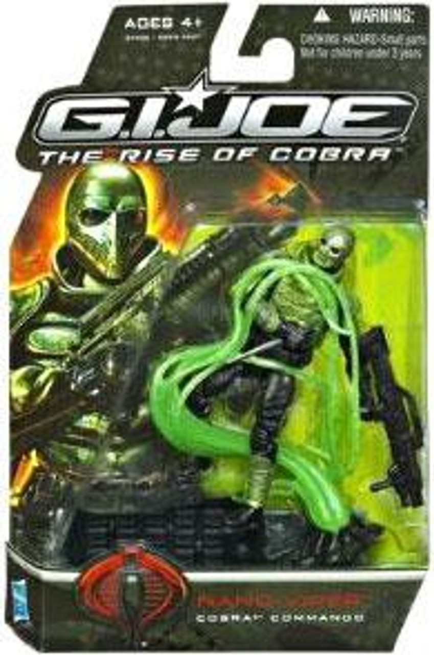 GI Joe The Rise of Cobra Nano Viper Action Figure