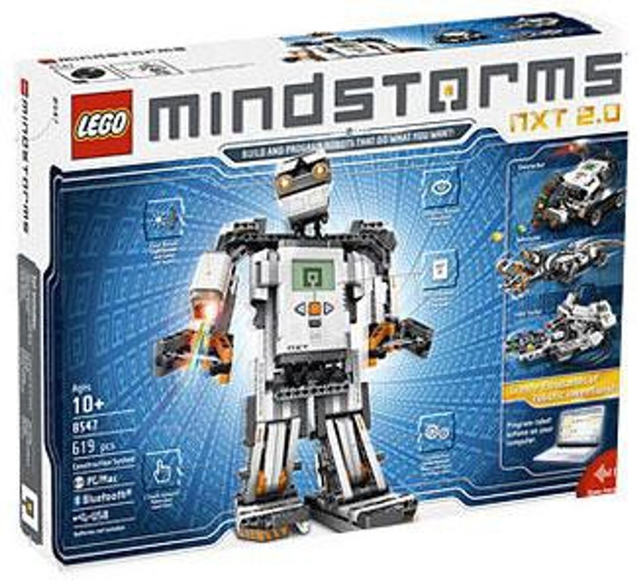 LEGO Mindstorms NXT 2.0 Set #8547