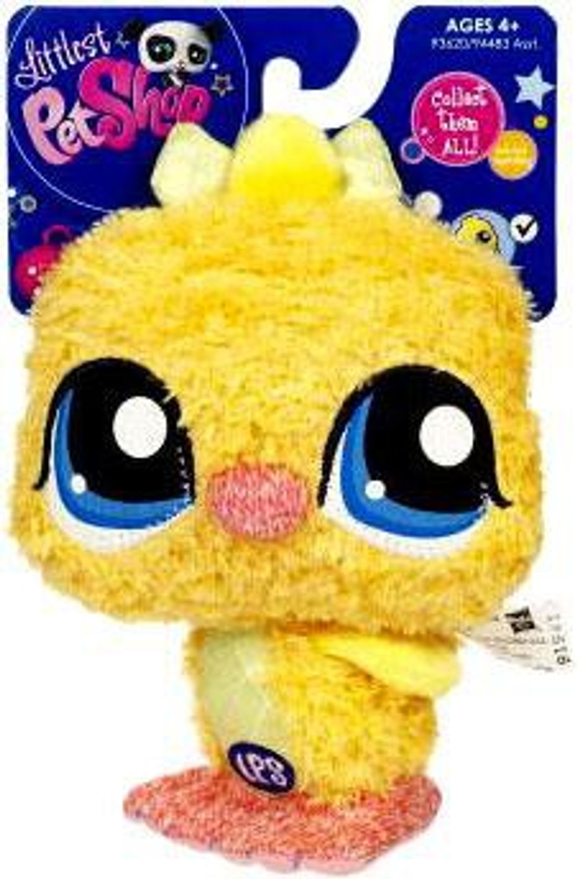 Littlest Pet Shop Duck 5-Inch Plush