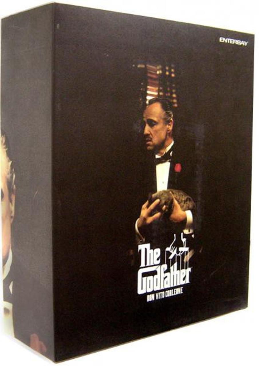 The Godfather Don Vito Corleone 1/6 Collectible Figure