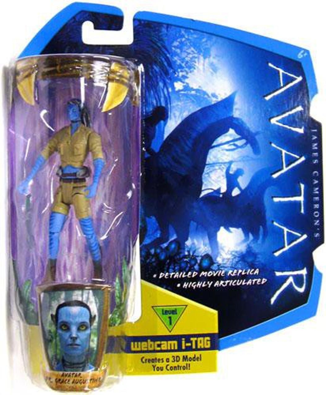 James Cameron's Avatar Avatar Dr. Grace Augustine Action Figure [Civilian Clothes]