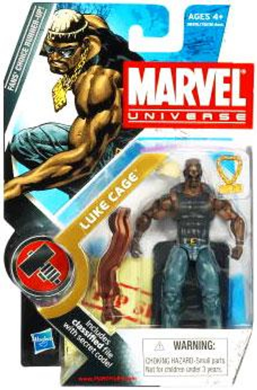 Marvel Universe Series 7 Luke Cage Action Figure #9