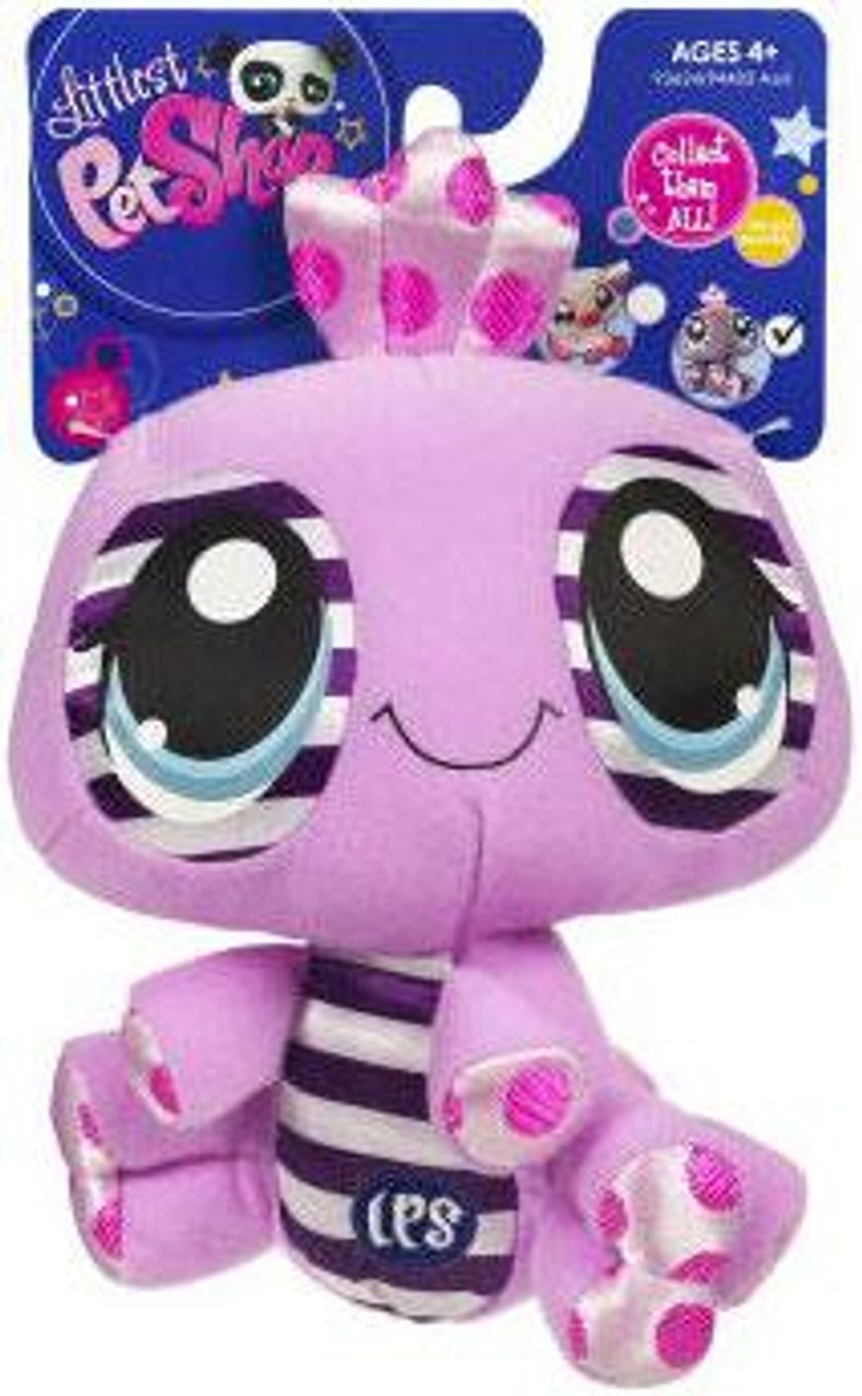 Littlest Pet Shop Spider 5-Inch Plush