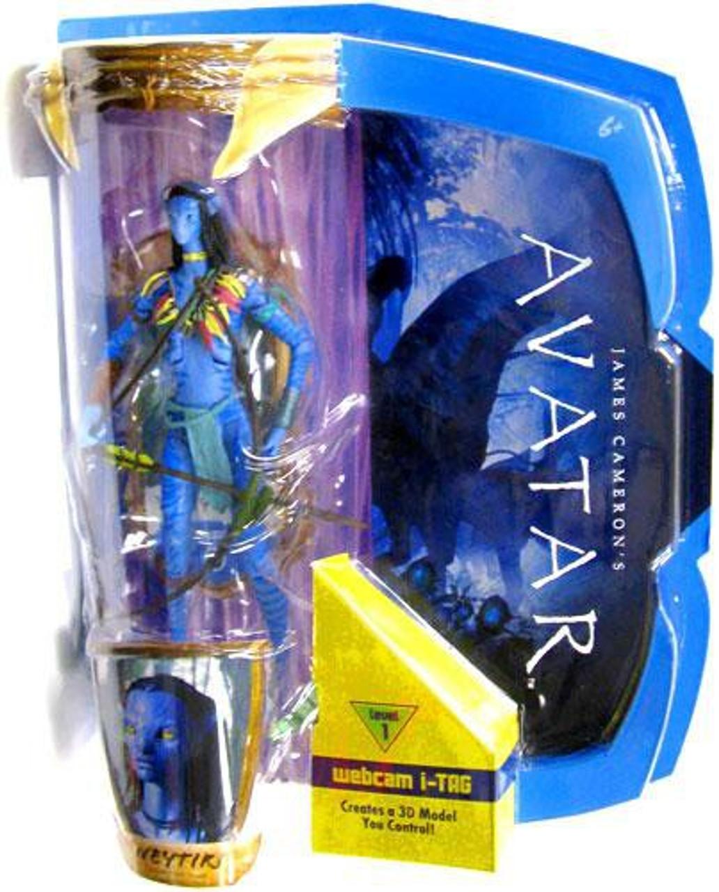 James Cameron's Avatar Deluxe Neytiri Action Figure