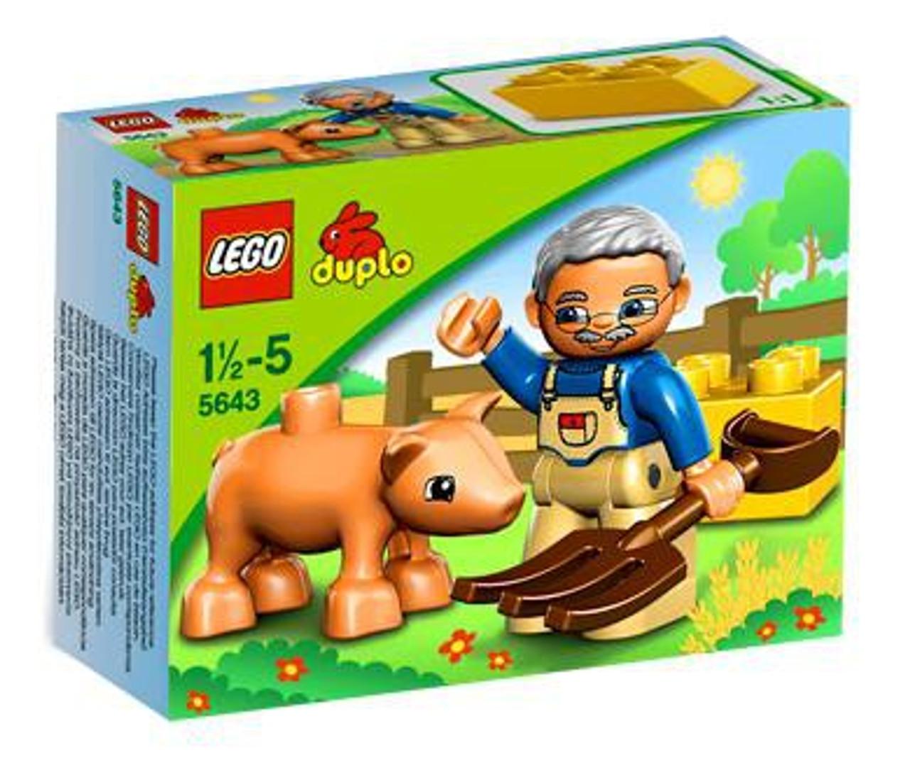 LEGO Duplo Little Piggy Set #5643