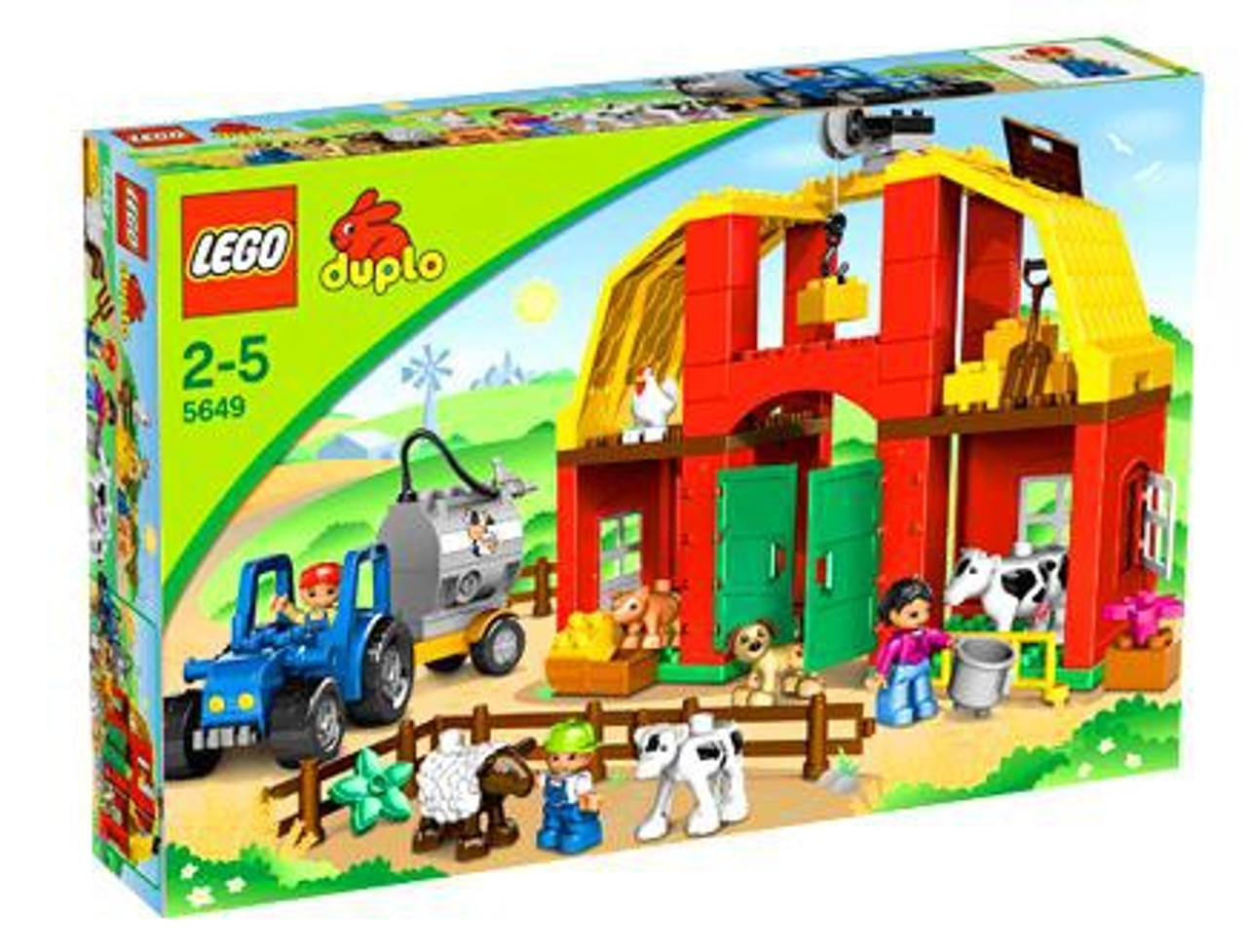 LEGO Duplo Big Farm Set #5649