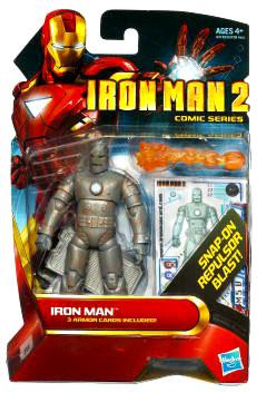 Iron Man 2 Comic Series First Appearance Iron Man Action Figure #22