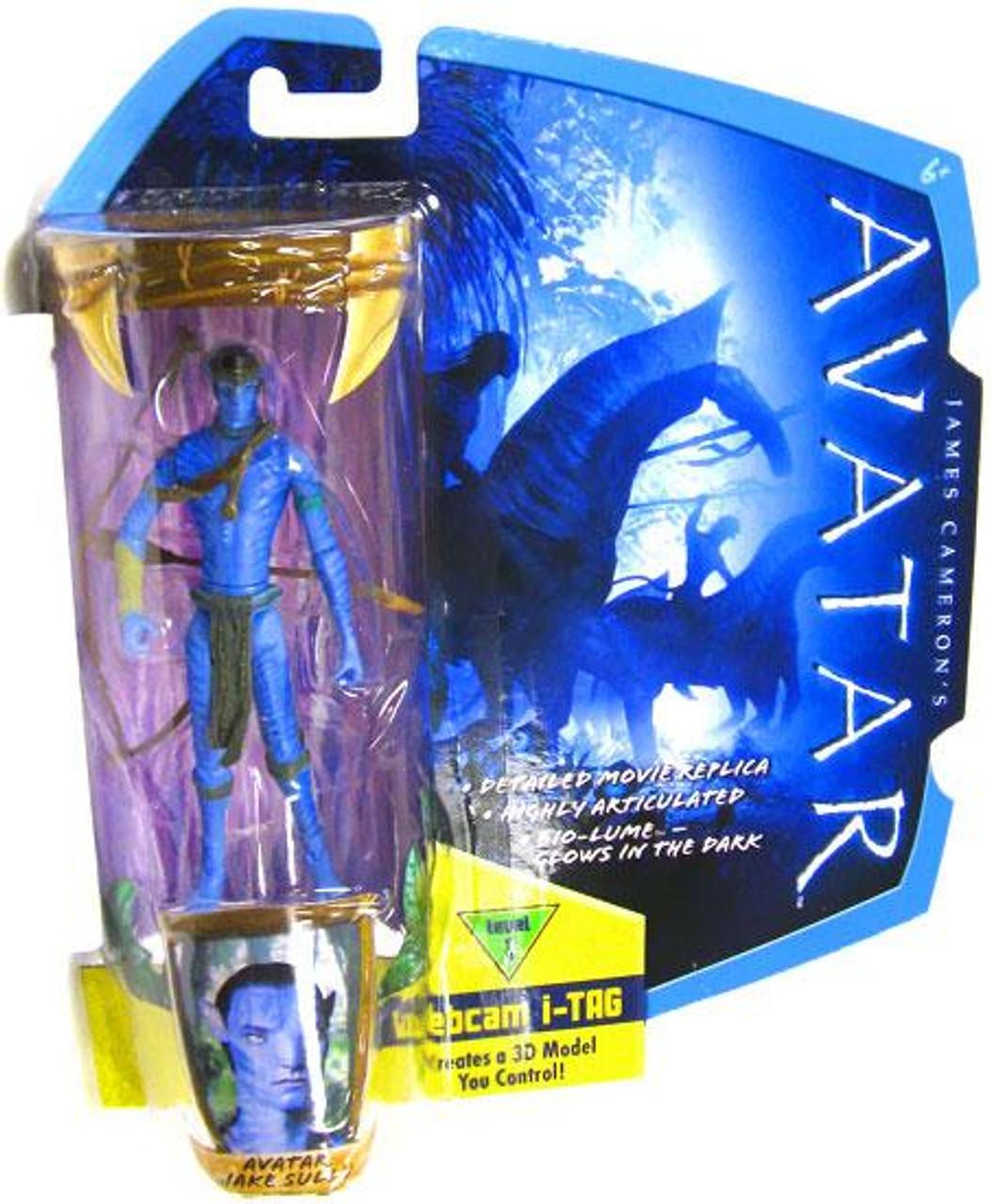 James Cameron's Avatar Avatar Jake Sully Action Figure