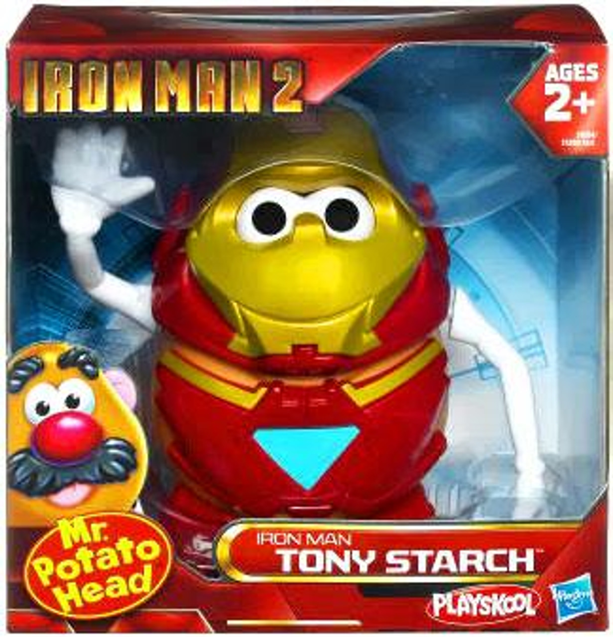 Iron Man 2 Iron Man Tony Starch Mr. Potato Head