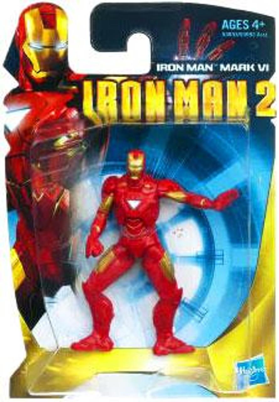 Iron Man 2 Iron Man Mark VI Action Figure