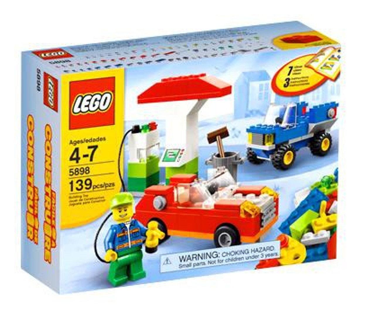 LEGO Cars Building Set #5898