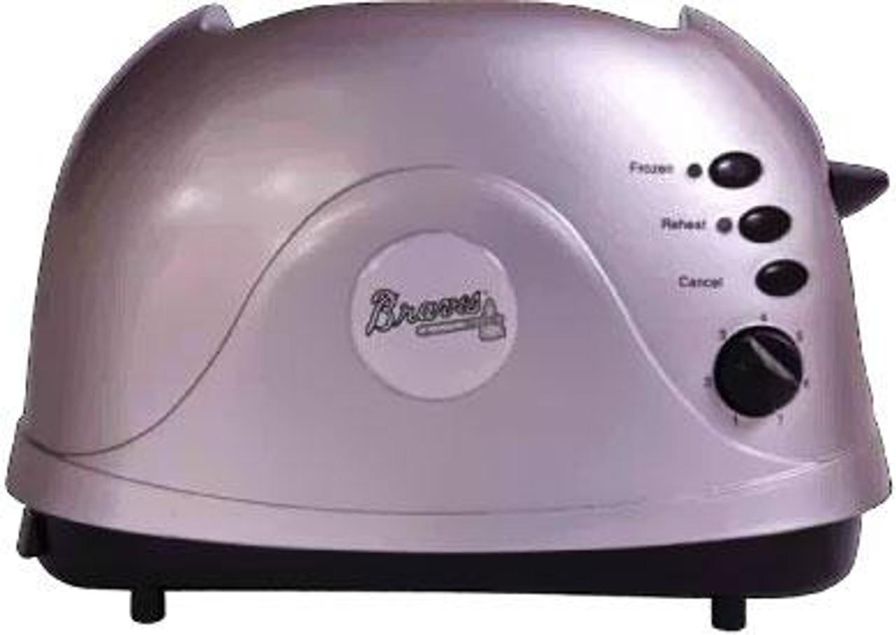 MLB ProToast Retro Atlanta Braves Toaster