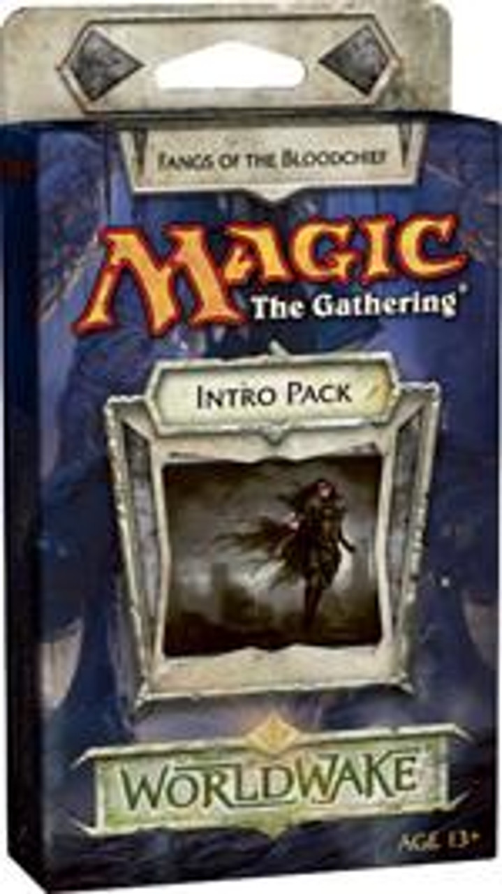 MtG Worldwake Fangs of the Bloodchief Intro Pack [Sealed Deck]