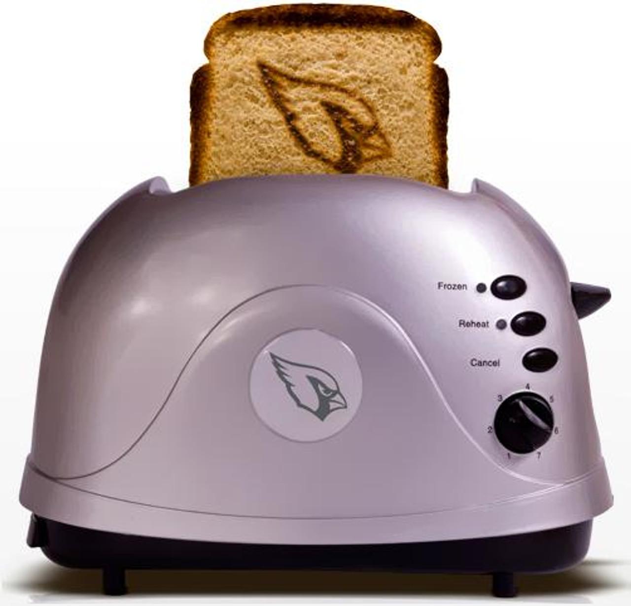 NFL ProToast Retro Arizona Cardinals Toaster
