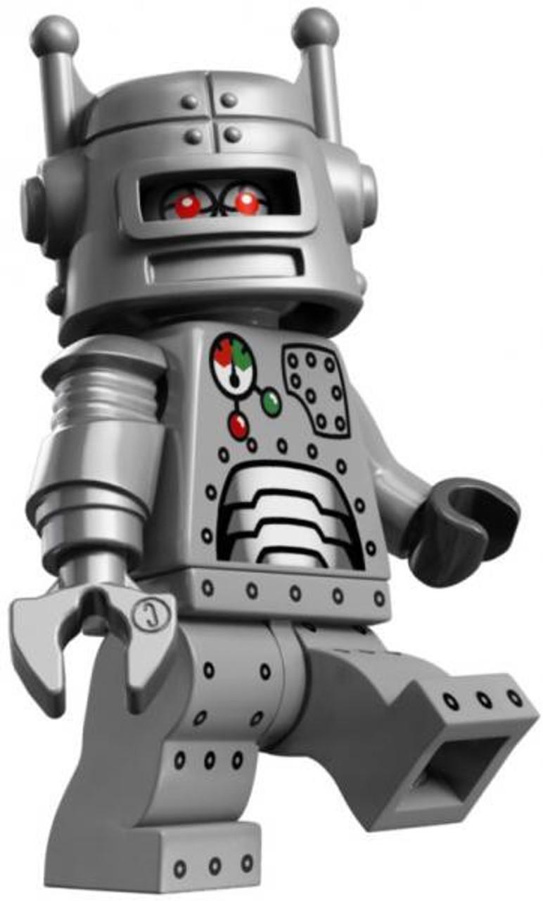 LEGO Minifigures Series 1 Robot Minifigure [Loose]