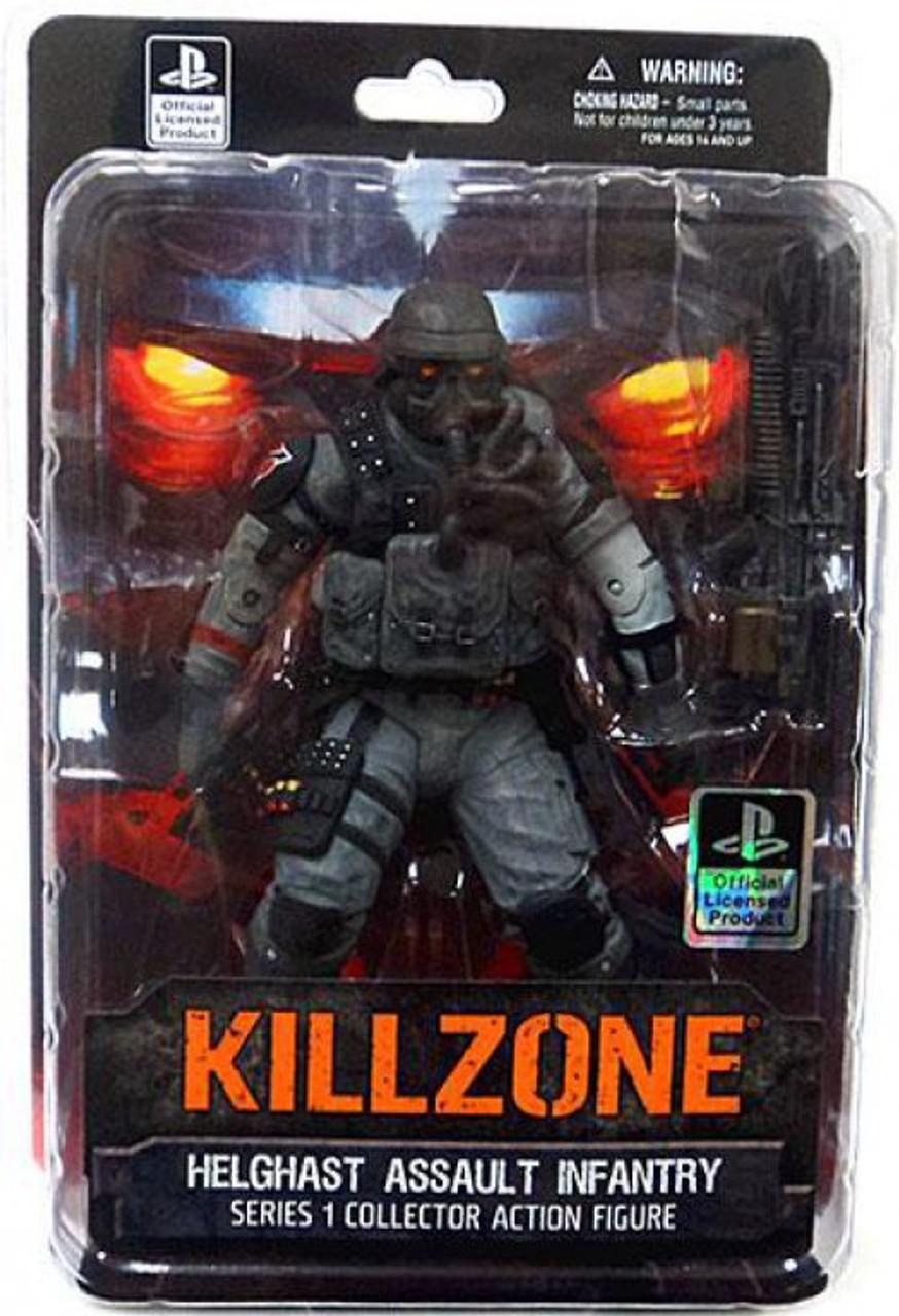 Killzone Helghast Assault Infantry Action Figure