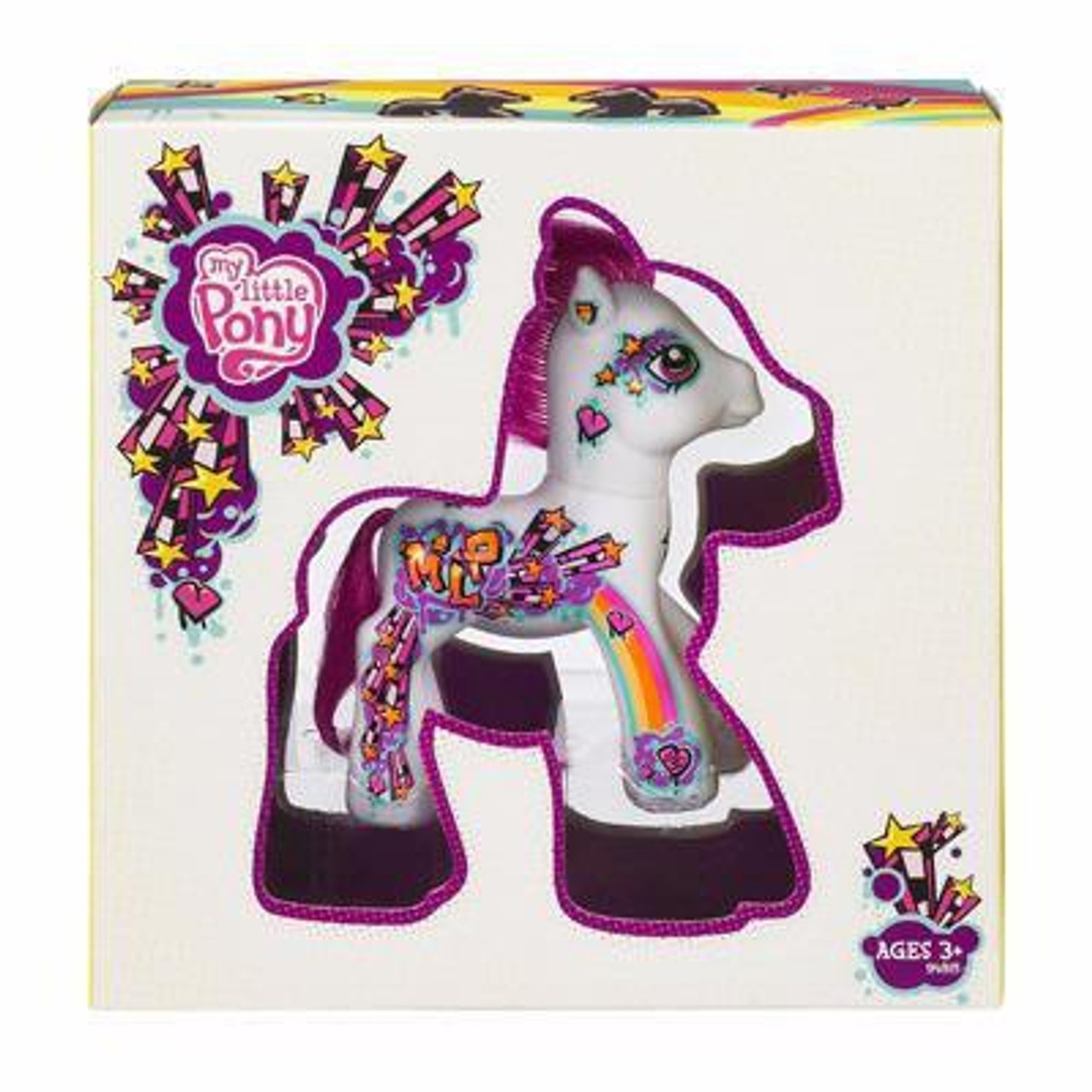 My Little Pony Exclusives Pony Power Exclusive Figure