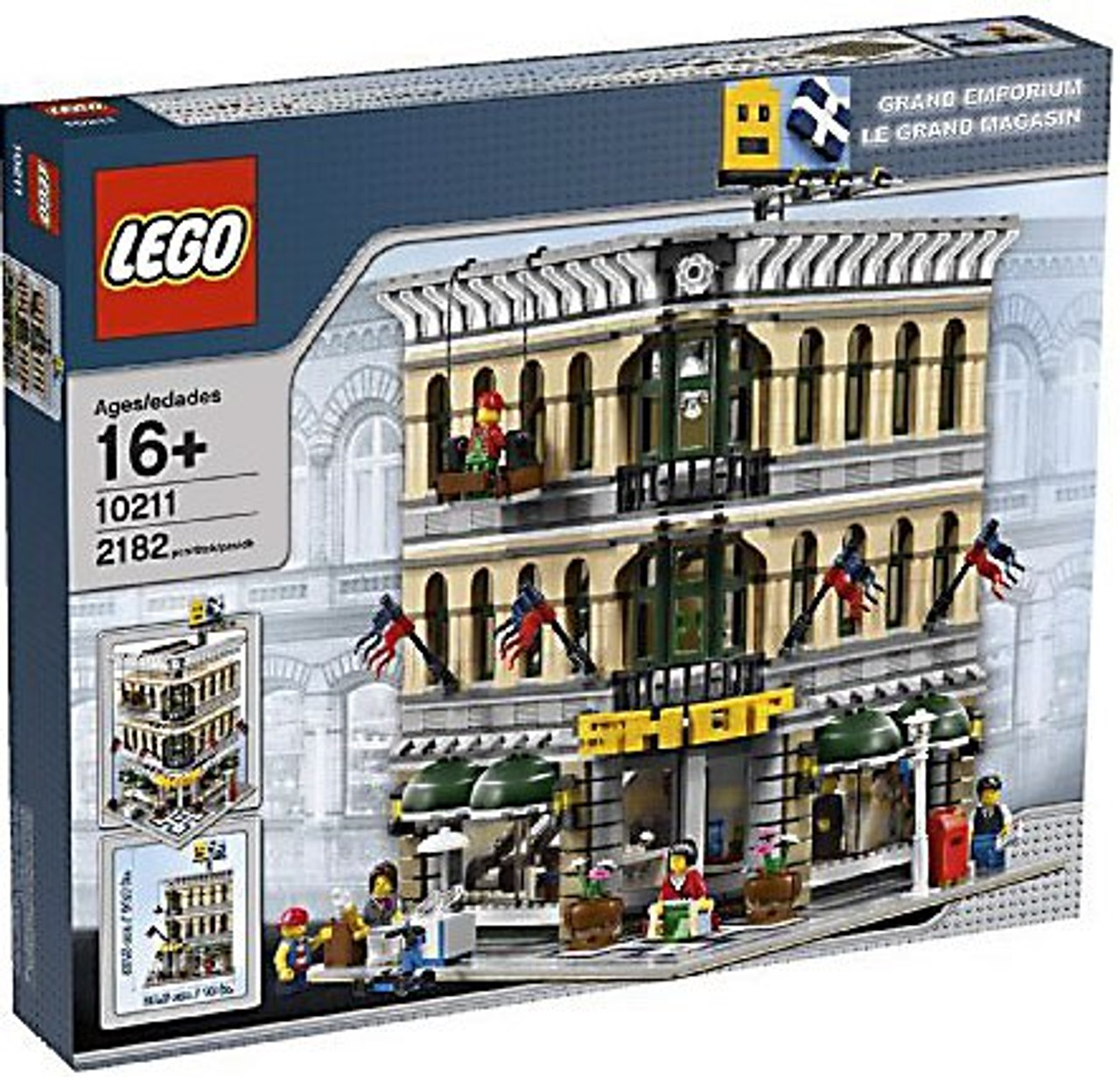 LEGO City Grand Emporium Exclusive Set #10211