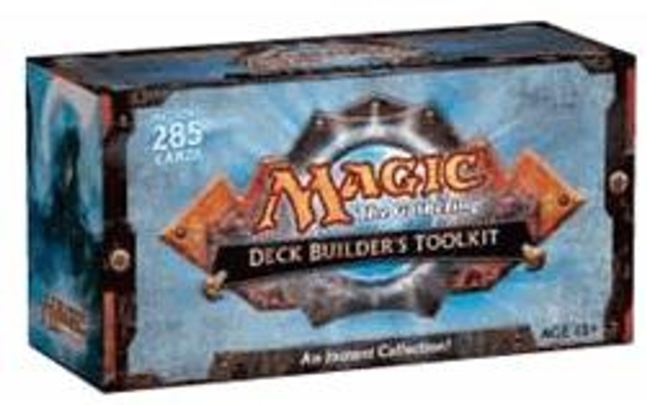 MtG Magic 2010 2010 Deck Builder's Toolkit [Sealed]