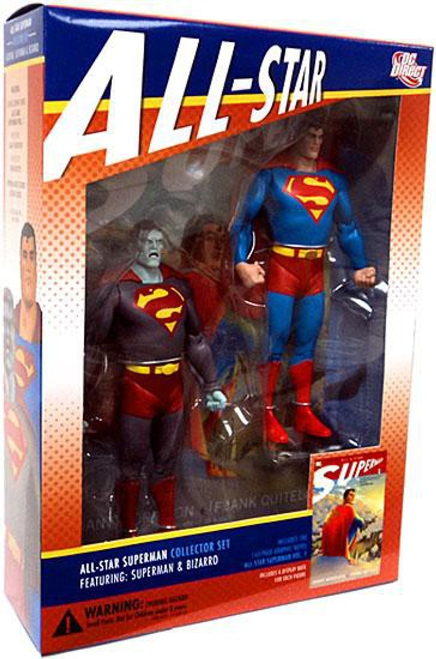All-Star Superman Action Figure Set