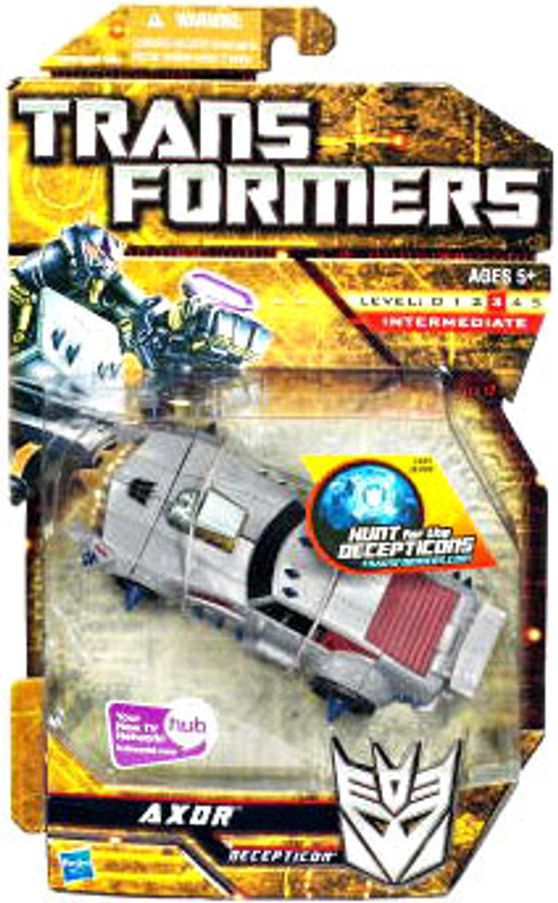Transformers Hunt for the Decepticons Axor Deluxe Action Figure